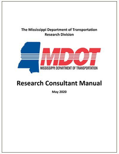 MDOT Consultant Manual