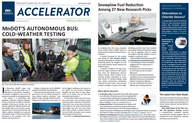 Accelerator FEB/MAR 2018