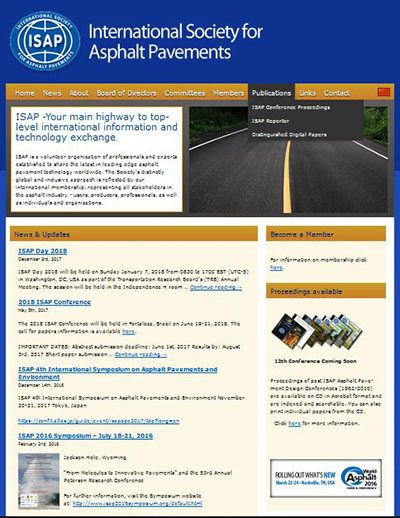 ISAP Website