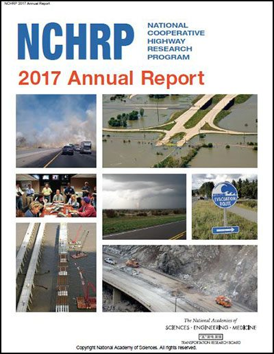 NCHRP 2017 Annual Report