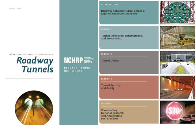 NCHRP Roadway Tunnels