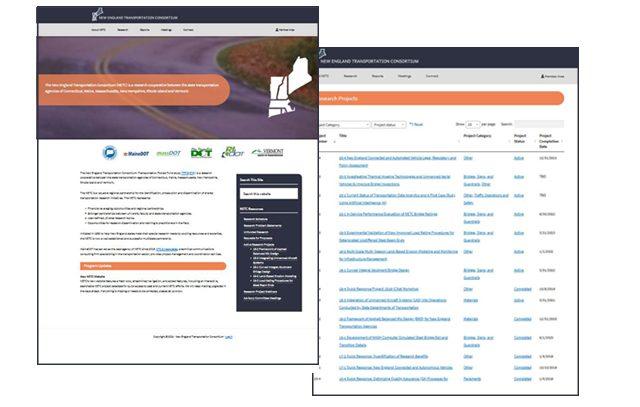 NETC website